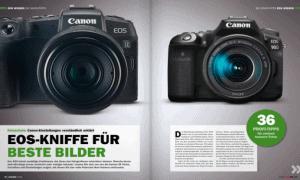 CanonFoto Jahresabo gewinnen