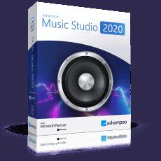 Ashampoo Music Studio 2020