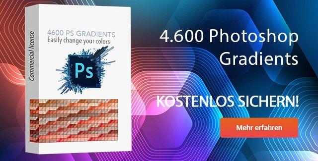 4600 Photoshop Gradients kostenlos sichern
