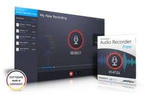 Ashampoo Audio Recorder Free download