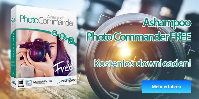 Ashampoo Photo Commander FREE kostenlos downloaden