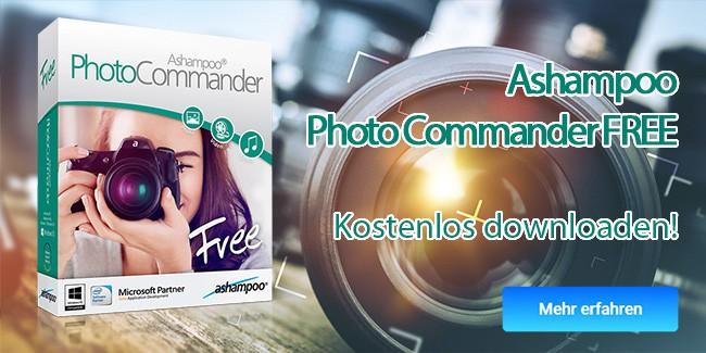 Ashampoo Photo Commander FREE kostenlos downloaden