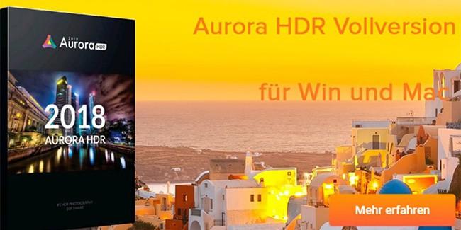 Aurora HDR gratis