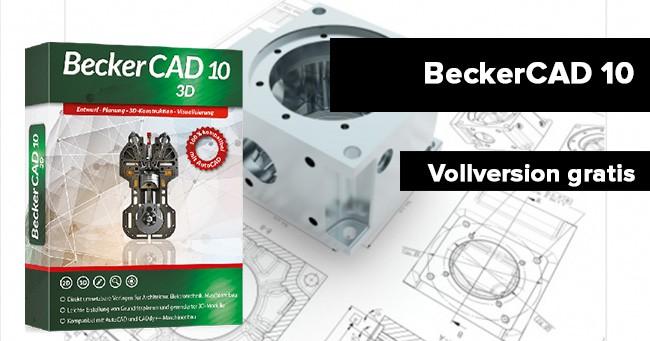 BeckerCad Vollversion umsonst