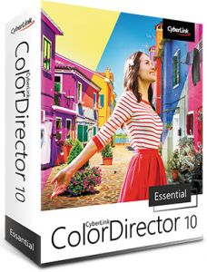 ColorDirector 10 Elements: kostenlose Vollversion für Color Grading