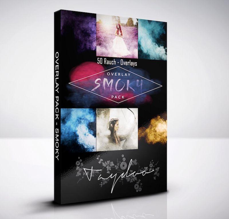 Smoky – 50 Rauch Overlays