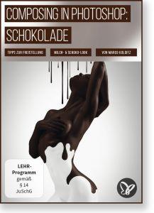 Photoshop Composing Schokolade kostenloser Download