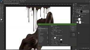 Photoshop Composing Schokolade gratis downloaden