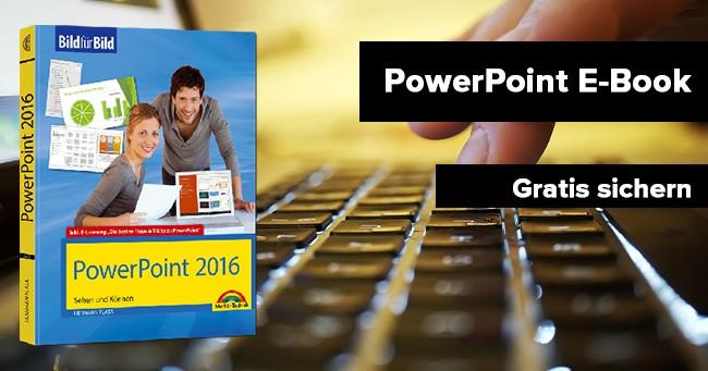 PowerPoint Software geschenkt