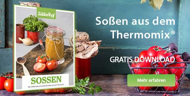Saucen aus dem Thermomix® gratis downloaden