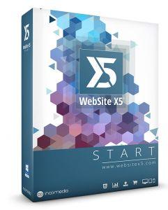 WebSite X5 START kostenlos downloaden