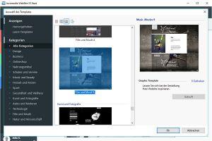 WebSite X5 START gratis runterladen