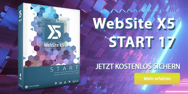 WebSite X5 START Download