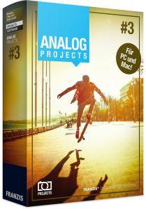 Analog projects 3 premium von FRANZIS kostenlos runterladen
