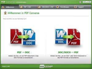ASCOMP PDF Convera mit etwas Glück umsonst