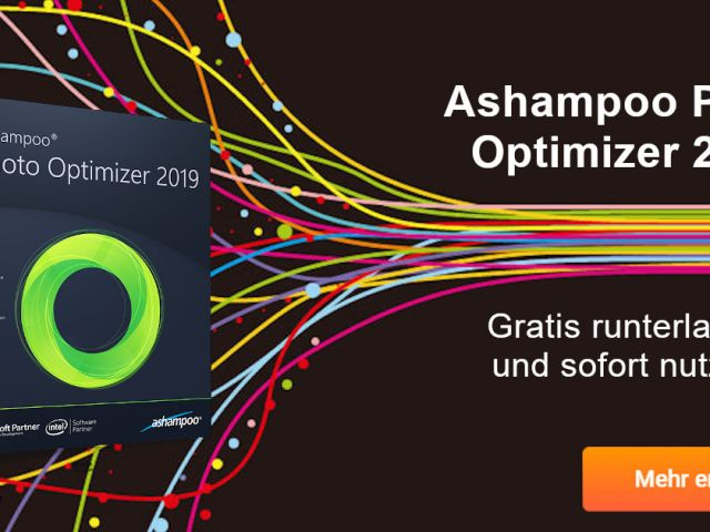 Ashampoo Photo Optimizer 2019 Download