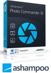 Ashampoo® Photo Commander 16 kostenlos erhalten