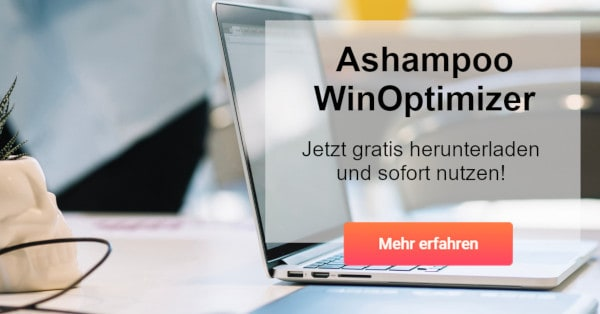 Ashampoo WinOptimizer gratis Download