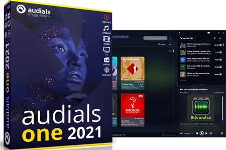 Audials One 2021 gratis erhalten