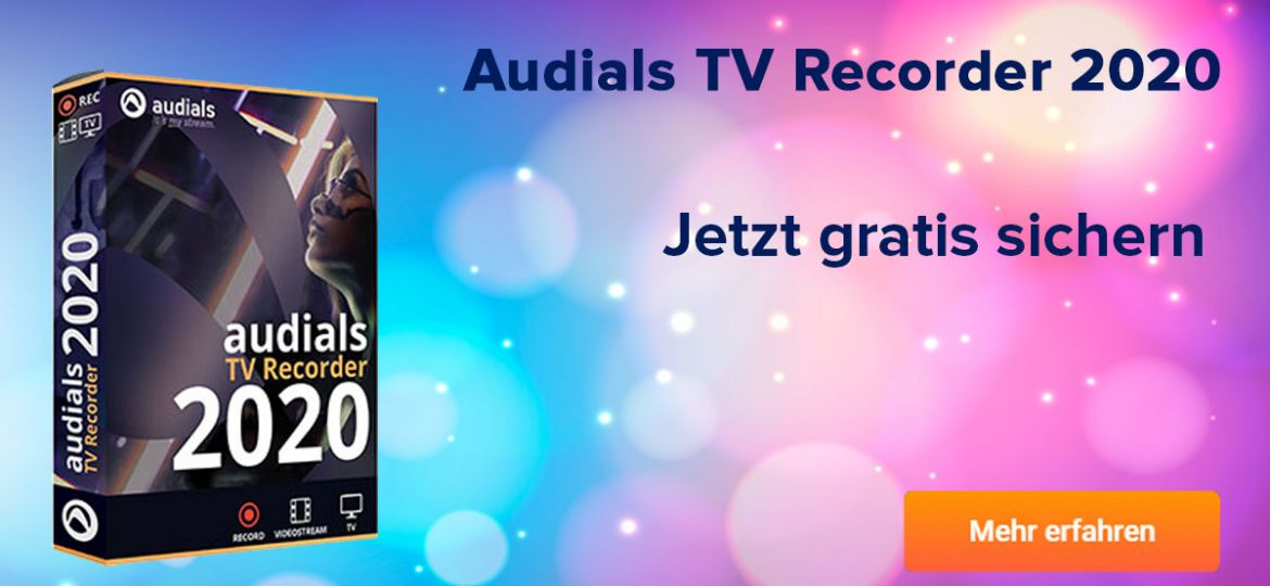 Audials TV Recorder 2020