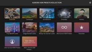 Aurora HDR - free gratis herunterladen