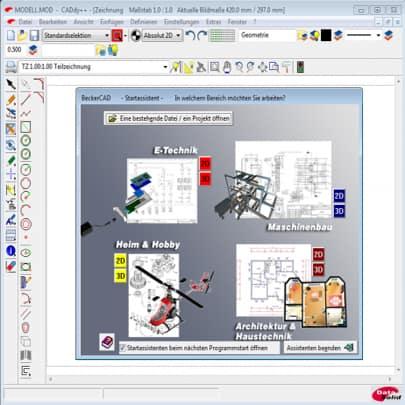 CAD Programm kostenlos nutzen