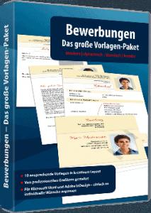 Bewerbungsvorlagen gratis: jetzt umsonst erhalten