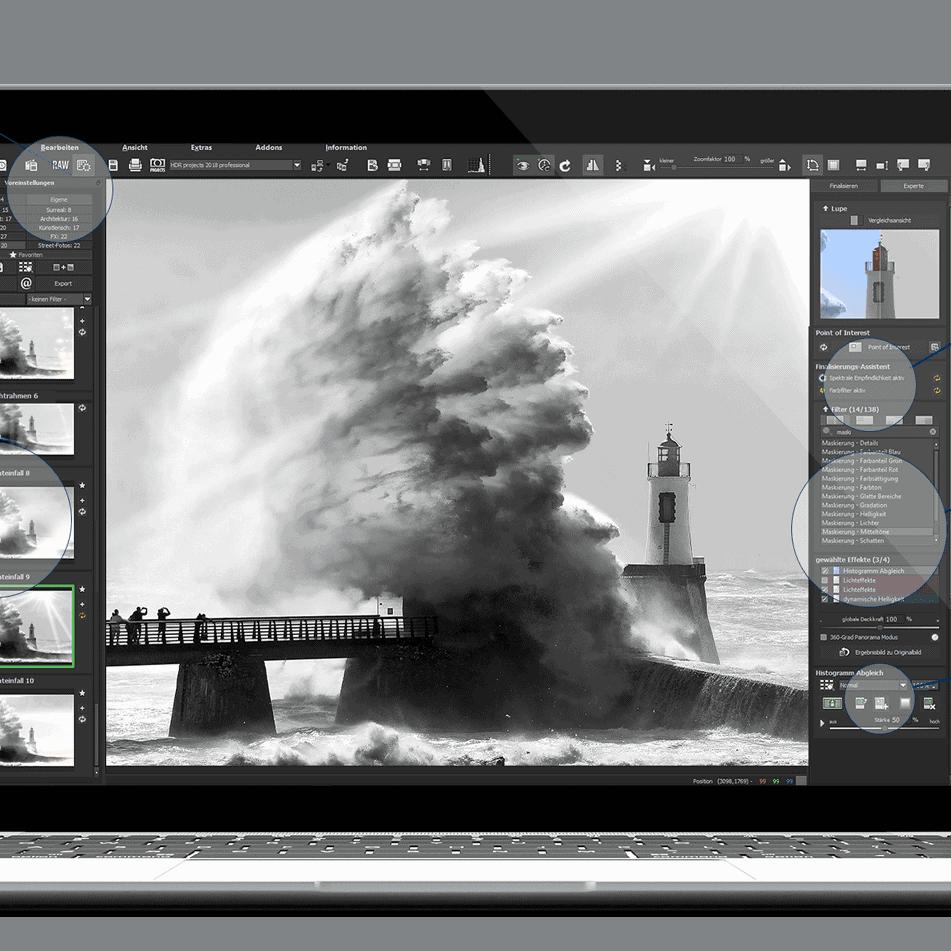 black&white shareware