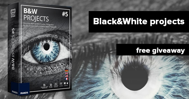 Black&white projects lifetime licence