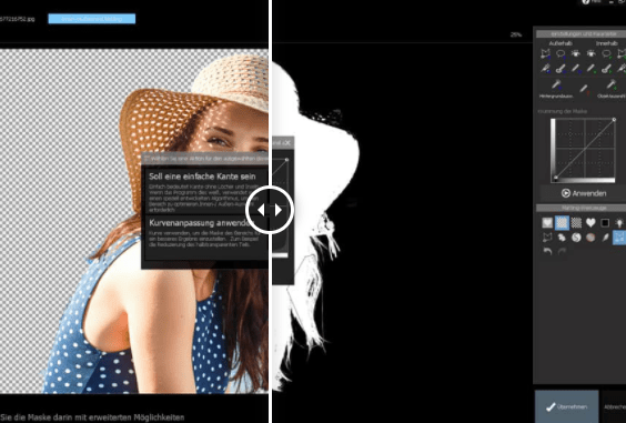 cutout even finest details: free software download