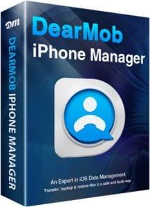 DearMob iPhone Manager gratis runterladen
