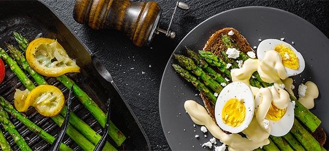 Spargelrezepte - die besten Ideen