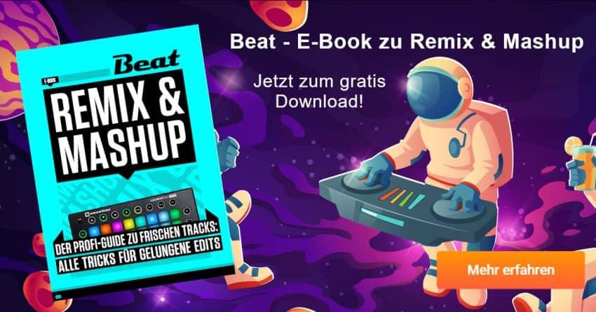 E-Book für DJs - gratis Mashup erstellen
