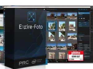Excire Foto jetzt kostenlos sichern