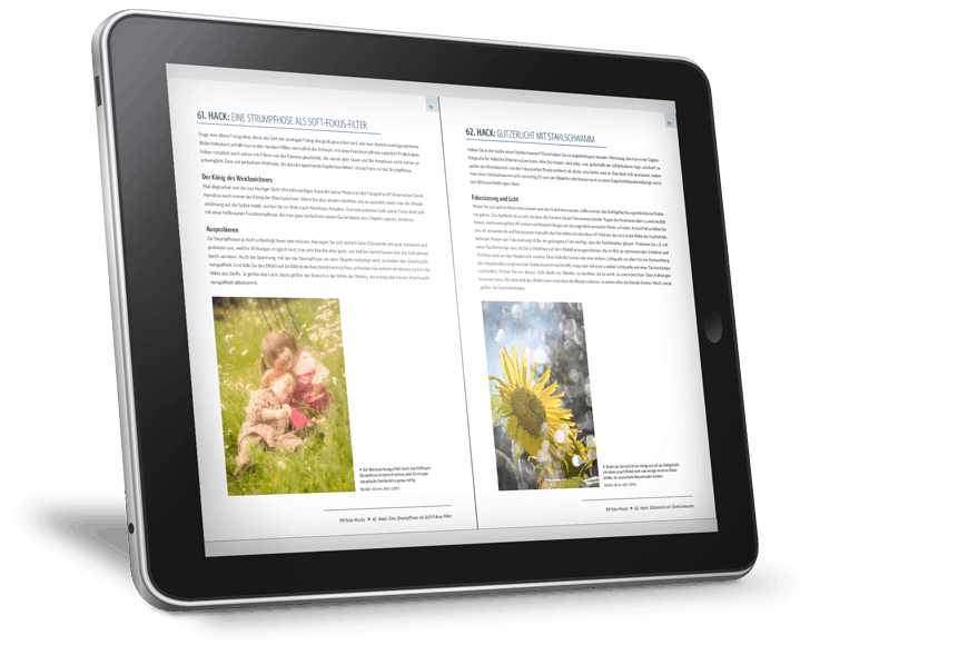 kostenlose Foto-Hacks tutorial deutsch