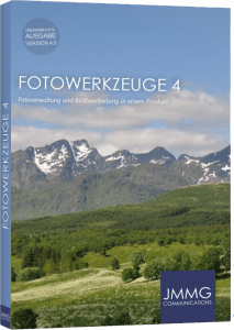 Fotowerkzeuge 4.5 von JMMG: Gratis lizenzcode erhalten