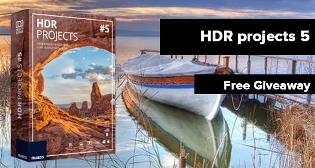 HDR projects 5 for free