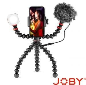 GorillaPod Vlogging-Kit für Smartphones