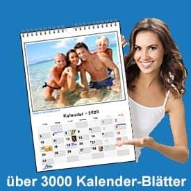 Kalender selber designen