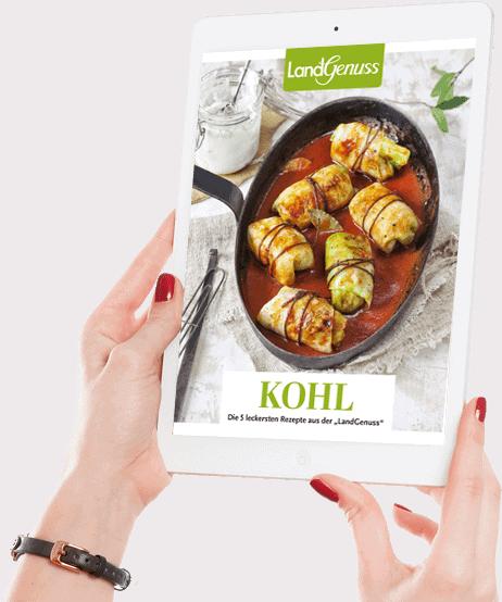Kohl - Die 5 leckersten Gerichte