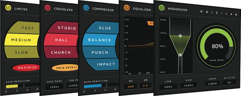 Noiz-Lab Mastering Bundle gratis