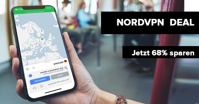 NordVPN zum Vorteilspreis sichern