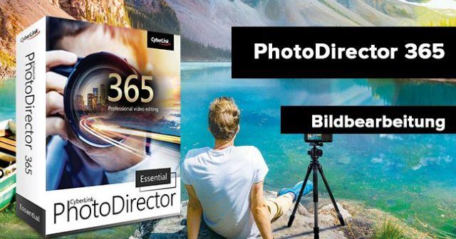Cyberlink PhotoDirector App für Windows und Mac gratis sichern