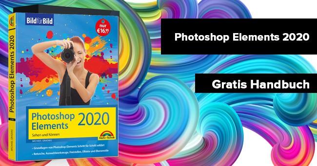 Photoshop Elements 2020 gratis handbuch