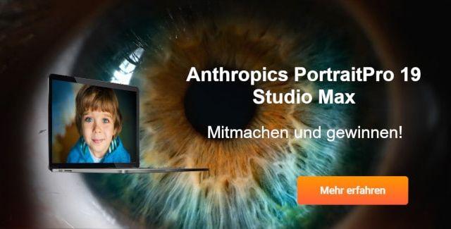 PortraitPro 19 - jetzt mitmachen und gewinnen!