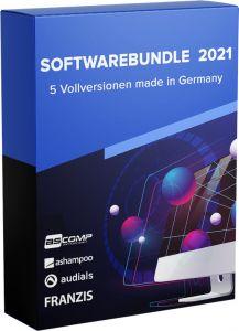 Softwarebundle 2021: 5 Vollversionen für kurze Zeit kostenlos sichern