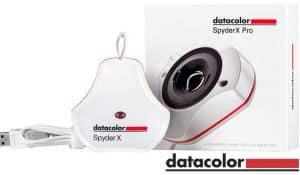 Monitorkalibrierung, die Ihren Bedürfnissen entspricht: SpyderX Pro