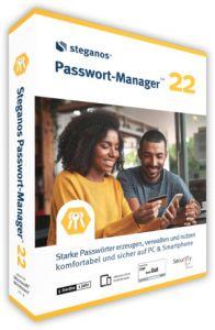 Steganos Passwort Manager 22 gewinnen