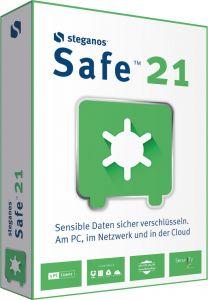 Steganos Safe 21: kostenlose Vollversion