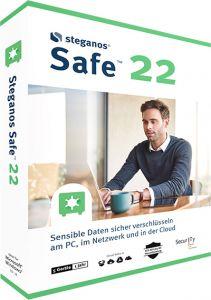 Steganos Safe 22 Gewinnspiel